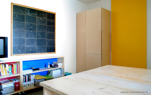 Cucina e arredi artigianali a Modena | Andrea Cavani Architetto